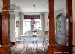 dining room reveal designing on a dime finding silver pennies