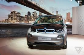 bmw electric car bmw u0027s plan to sell electric cars throw in access to a gas guzzler