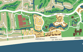 Map Of Mexico Resorts by Interactive Map Of Kiawah Island Kiawah Island Golf Resort