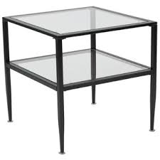 Glass End Tables Glass End Side Tables You Ll Wayfair
