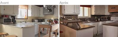 transformation cuisine avant après cuisine chêtre avant après designer d intérieur