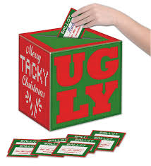 The Ugly Christmas Sweater Party - 50 ugly christmas sweater party ideas oh my creative