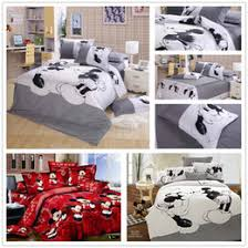 mickey minnie mouse full size bedding online mickey minnie mouse
