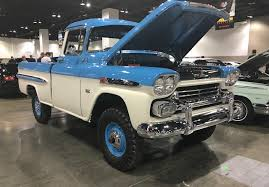 2017 lexus pickup truck 1959 chevy apache pickup truck classic the fast lane truck