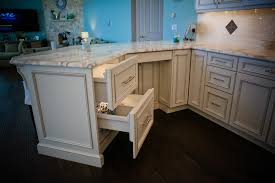 coastal elegant kitchen point pleasant new jersey by design line