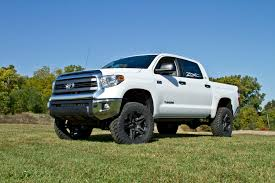 toyota tundra lifted zone offroad 5 suspension system t1n