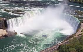 Famous Waterfalls In The World | 17 greatest waterfalls in the world with photos map touropia