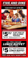 Round Table Lunch Buffet by Round Table Pizza Coupons 2015 Appealing On Ideas Plus Enjoy