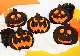jack o lantern cookies lilaloa jack o lantern cookies