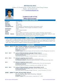 sample resume for fresh graduate stibera resumes
