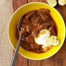 cuisine texane true chili recipe epicurious com