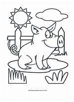25 farm animal coloring pages ideas farm