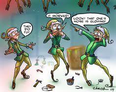 image result dragging christmas tree drawing