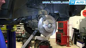 2002 jeep liberty parts how to install replace do a front brake 2002 07 jeep liberty