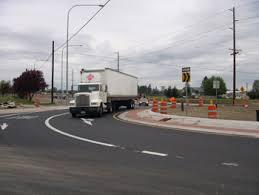 drive roundabout wsdot