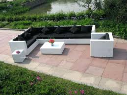 canapé de jardin en palette tuto salon jardin palette