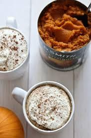 Pumpkin Spice Bread Machine Pumpkin Spice Lattes With Real Pumpkin Puree The On Bloor