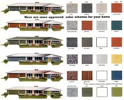 exterior house colors for ranch style homes 1000 ideas about ranch