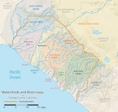 Ana Route Map Cal Fire Orange County Fhsz Map Bridgehuntercom Orange County