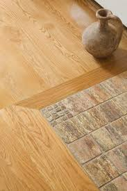 Hardwood Floor Types How To Mix Hardwood And Ceramic Tile Flooring In Different Rooms