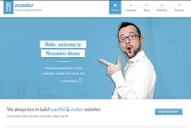 30 fresh business themes webdesigner depot