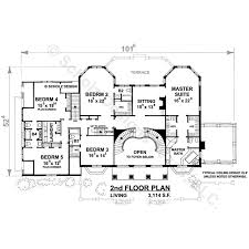 masco house 6208 55660 european home plan at design basics