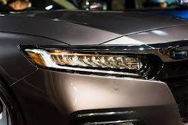 2018 honda accord 2 0t touring headlamp indian autos blog