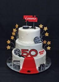movie night theme cake party ideas pinterest night movies