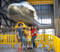 what a weekend journey space shuttle atlantis halloween horror
