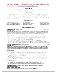 chef resume objective examples resume ixiplay free resume
