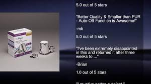 Pur Faucet Mount Water Filter Reviews Culligan Fm 25 Faucet Mount Filter With Advanced Water Filtration