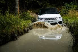 land rover pajero the new range rover sport