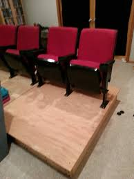 movie chairs for home theaters buttkicker lfe on my small riser underwhelming avs forum home