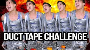 Challenge Wassabi Productions Duct Challenge