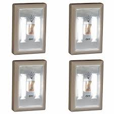 under cabinet light switch wireless under cabinet lights with wireless switch amazon com