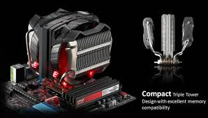 vapor chamber gpu cpu heat sink set v8 gts cpu air cooler cooler master