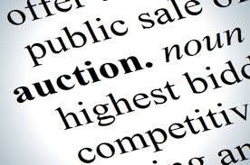 how to find local real estate auctions