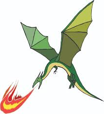 fire breathing dragon pictures free download clip art free