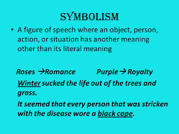 figurative language what do we mean by figurative ppt download