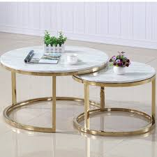 Marble Living Room Tables Scandinavian Marble Coffee Tea Table Simple Modern Living Room