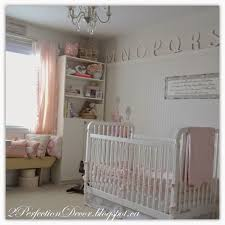 White Ruffled Curtains For Nursery by 2perfection Decor Our Daughters Bedroom Nursery Reveal