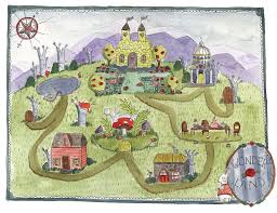 Canada S Wonderland Map by Alice In Wonderland Map Fictional Maps Pinterest Alice
