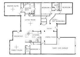 one level floor plans single story townhouse plans simple house floor plans one story