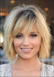 to medium length hairstyles for fine hair