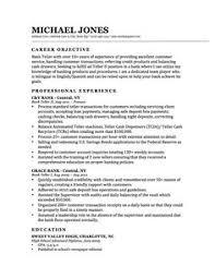Sample Resume For A Bank Teller by Bank Teller Responsibilities Resume Bank Teller Responsibilities