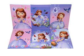 Camerette Principesse Disney by Disney Principessa Sofia Set 2 Quaderni Maxi A 4 Rigo A