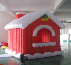 popular inflatable santa claus outdoor decorations buy cheap