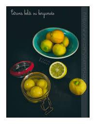 bergamote cuisine citron beldi confit citron bergamote http cathy bernot com