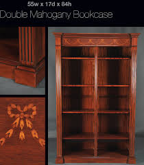 Mahogany Bookcase Antique Cabinets Bookcases Page 3 Mill House Antiques