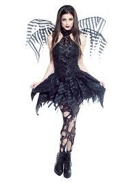 Scary Womens Costumes Halloween Womens Dark Fairy Costume Halloween Costumes